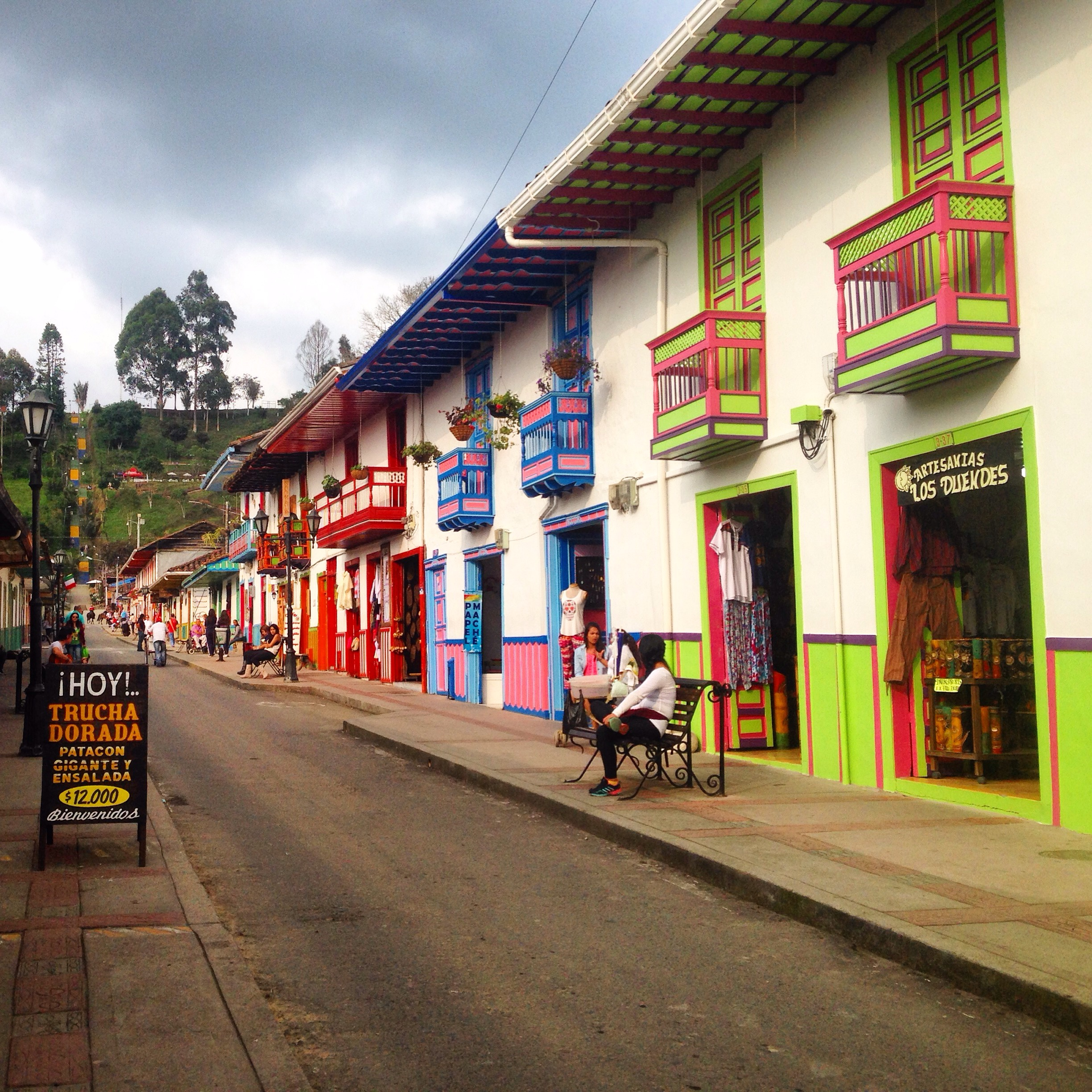 Salento And Valle De Cocora Colombia The Lustful Wanderer